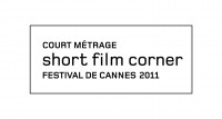 64th Cannes Film Festival Short Film Corner 2011 label